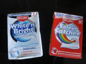 Dylon Colour Catcher Double Action, White 'N' Bright