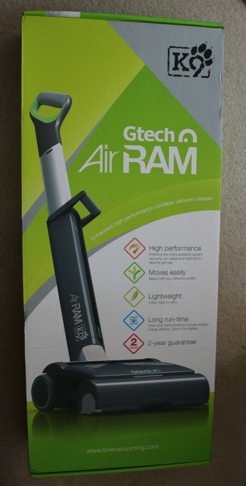 Gtech Airram K9 Spring Cleaning Made Easy Over 40 And