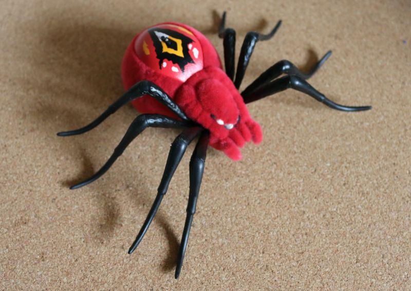 wild pets spider instructions