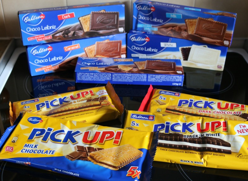 Bahlsen Pick Up! and Choco Leibniz biscuits - Over 40 and ...