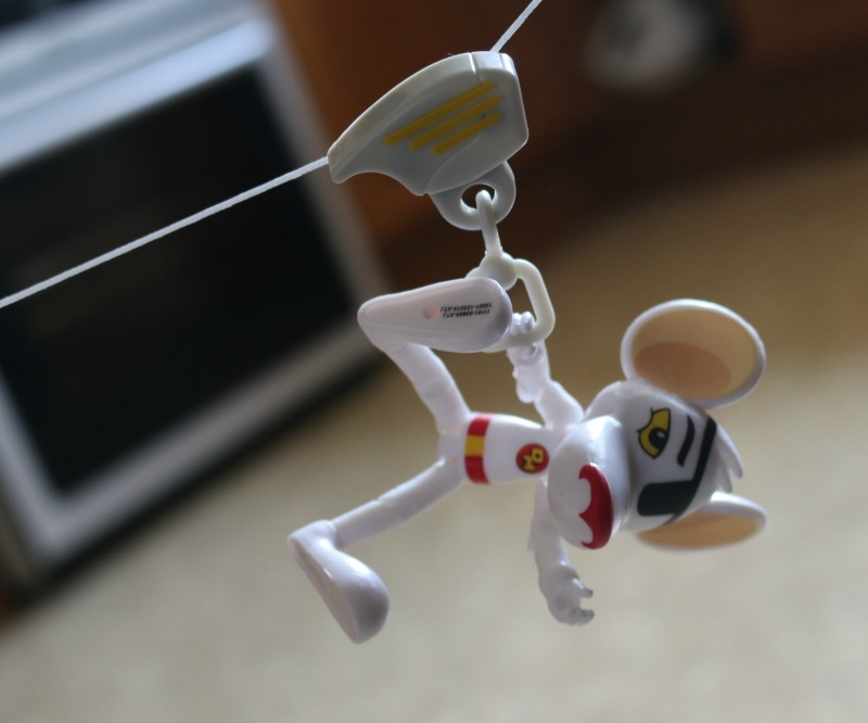When monkey met danger mouse and penfold dangermousetoys over 40 and a mum to one - Hamster agent secret ...