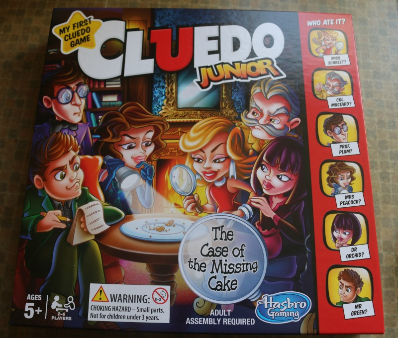 Cluedo Junior A Review Over 40 And A Mum To One