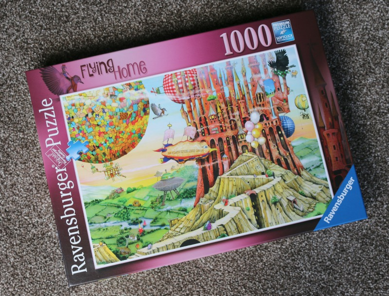 Ravensburger Flying Home 1000 Piece Jigsaw Puzzle Over 40 And A Mum To One