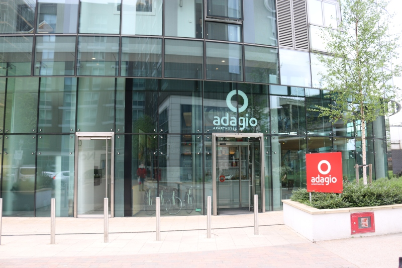 An overnight family stay with Aparthotel Adagio Brentford